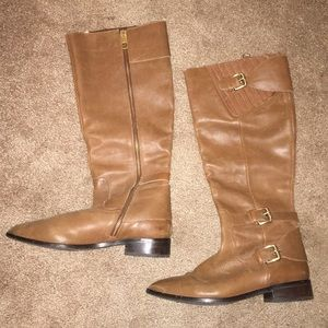 Michael Kors knee-high boots